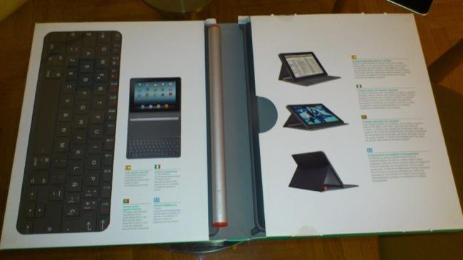 Empaquetado, podemos probar el tacto del teclado en la propia tienda antes de comprarlo