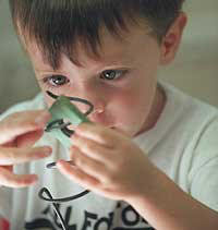 La fiebre repara momentáneamente el cerebro de los niños autistas