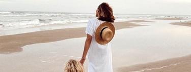 Este verano nuestro armario reclamará un vestido camisero de color blanco: cinco maneras de llevarlo