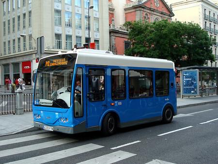 App Transporte Publico Movemad