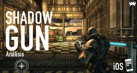 'ShadowGun' para iOS: análisis