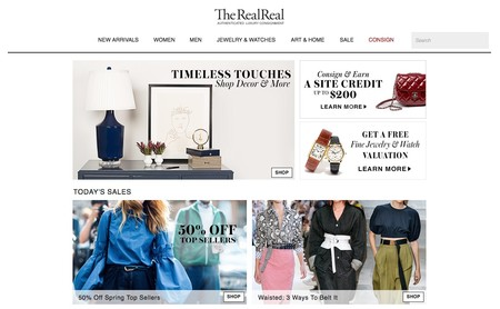 The Realreal Portal