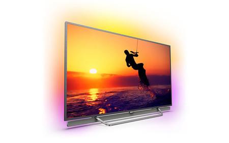 Philips lanza dos nuevos televisores que se integran en la serie 8000 con diagonales de 55 y 65 pulgadas