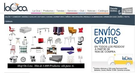 Nueva tienda online de La Oca