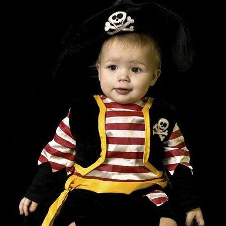 Plan para un sábado lluvioso: buscar el tesoro del pirata en casa