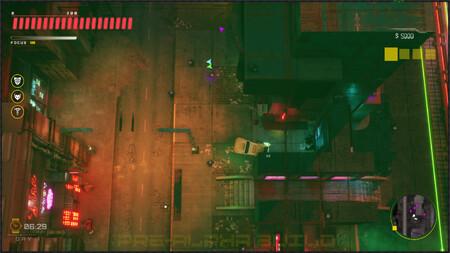 Cyberpunk 2077 viaja al pasado y se disfraza de GTA 2 en Glitchpunk