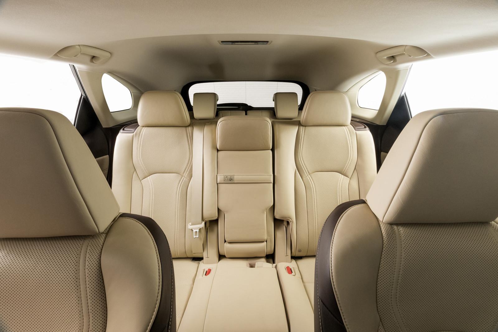 Foto de Lexus RX 450h L (presentación) (7/18)