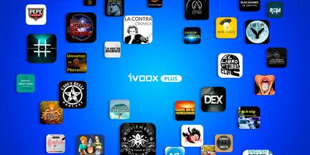 Ivoox Plus 3 Uai