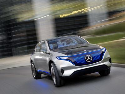 """Mercedes recibe una demanda del fabricante chino Chery por la enseña EQ: """"Son extremadamente similares"""""""