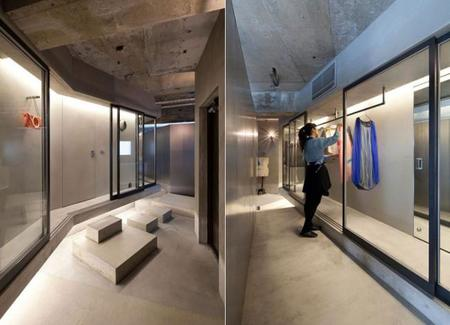 apartamento de cemento