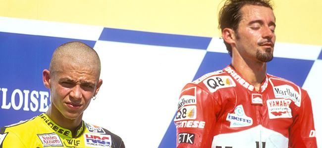 Max Biaggi vs Valentino Rossi