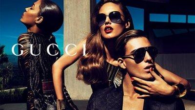 Lookbook de Gucci accesorios Primavera-Verano 2011