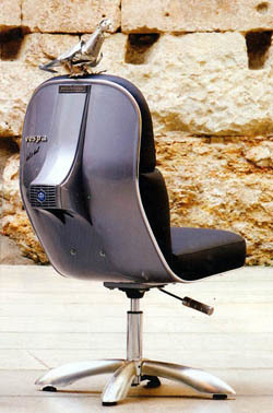 La silla de Buenafuente