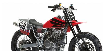 Esta Honda XR650L es un homenaje sublime y benéfico a Nicky Hayden, y podría ser tuya por 5 dólares