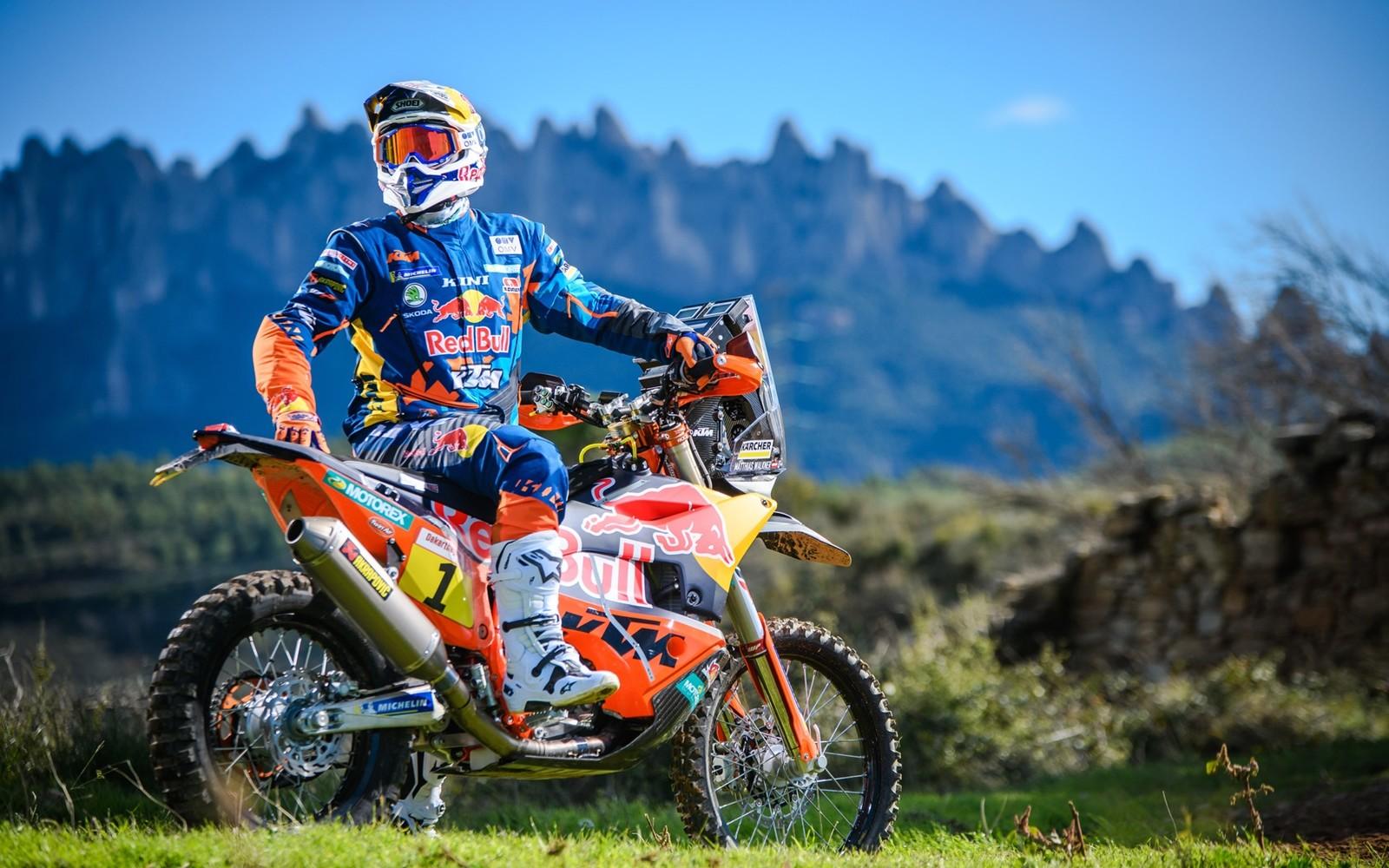 Foto de KTM 450 Rally Dakar 2019 (72/116)