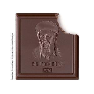 Chocolatinas Bin Laden Bites