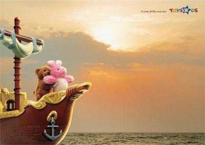 Campaña publicitaria de Toys 'R' Us, un acierto