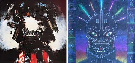 Los pósters soviéticos de 'Star Wars' son la cosa más abstractamente bella que hemos visto jamás
