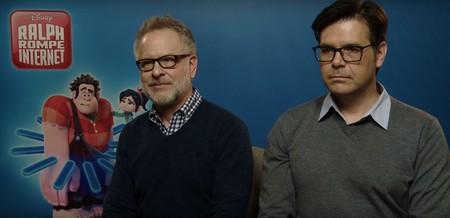 """""""Amamos a los personajes que tienen fallos. No nos gusta que sean perfectos"""", Rich Moore, codirector de 'Ralph rompe Internet'"""