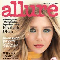 Allure: Elizabeth Olsen