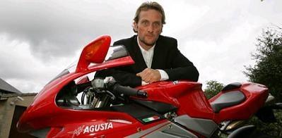 MV Agusta y Carl Fogarty, juntos en Superbikes para 2008