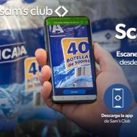 Sam's Club ya permite en México escanear los productos con su app y pagar directamente desde el smartphone para evitar las cajas