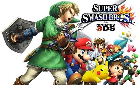 Super Smash Bros. 3DS también tendrá demo en América