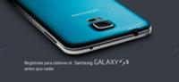 Telcel abre el registro y anuncia venta nocturna del Samsung Galaxy S5 el 8 de abril