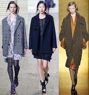 Tendencias en abrigos otoño invierno 2008 2009