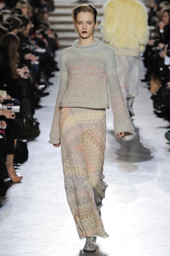 Foto de Missoni en la Semana de la Moda de Milán Otoño-Invierno 2011/2012: color boho chic (17/33)