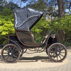 Foto 4 de 7 de la galería 1907-victor-high-wheel-electric-runabout-1906-pope-waverley-victoria-phaeton en Motorpasión México