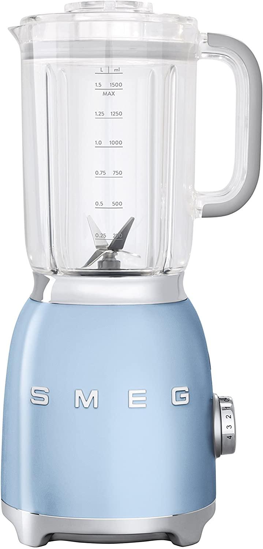 SMEG Batidora BLF01PBEU, 800 W.
