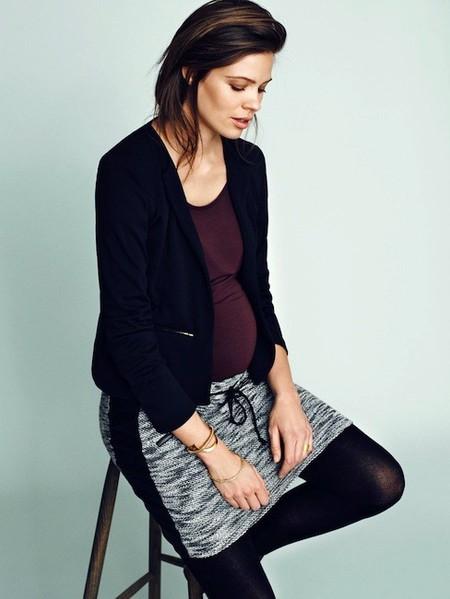 Moda premamá: tus básicos para el otoño