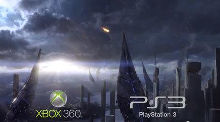'Mass Effect 3', vídeo comparativo entre las versiones de PS3 y Xbox 360
