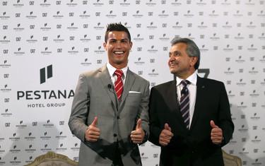 Dionísio Pestana y Cristiano Ronaldo se asocian para crear cuatro hoteles en Madrid, Madeira, Lisboa y NY