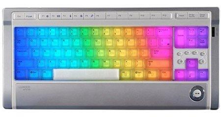 Teclado de color, Luxeed U7