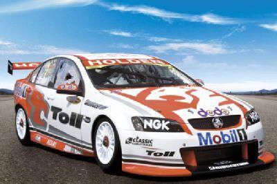 Los V8 Supercar también calientan motores