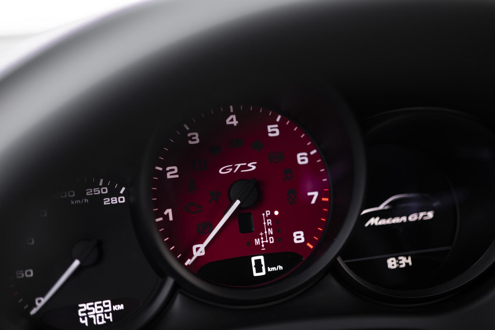 Foto de Porsche Macan GTS 2020 (presentación)q (107/149)