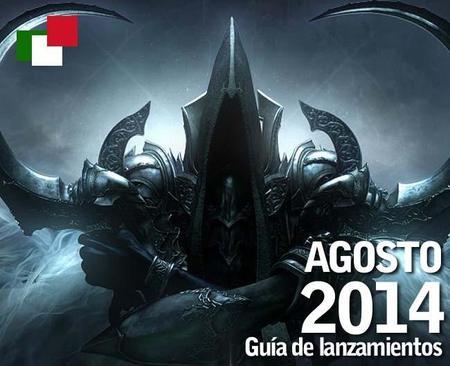 Guía de lanzamientos en México: agosto 2014