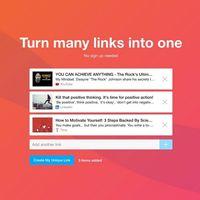 Comparte varios enlaces de una manera rápida y ordenada con Wakelet