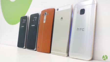 Smartphones Gama Alta 2015