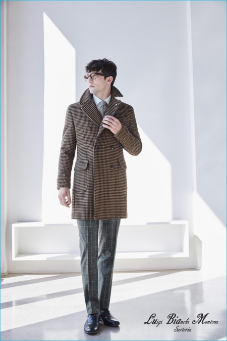 Luigi Bianchi Mantova 2016 Fall Winter Collection Lookbook 009