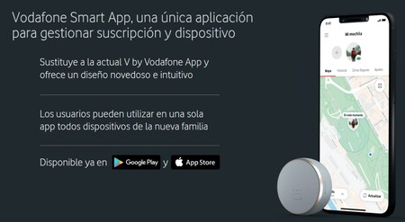 Vodafone Smart App