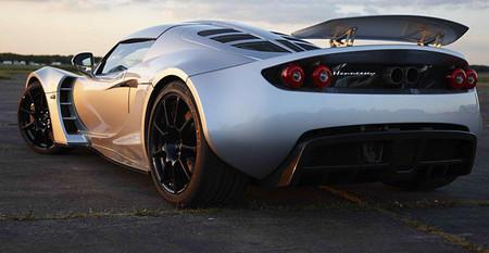 El Hennessey Venom GT alcanza los 427,6 km/h