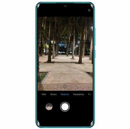 Xiaomi Mi Note 10 Noche