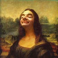 Qué hubiera pasado si Da Vinci hubiera pintado a Mr. Bean en vez de a la Mona Lisa