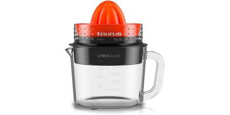 Taurus Citrus Glass