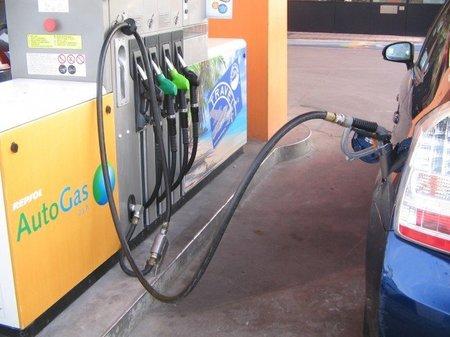 Gas licuado de petróleo GLP / autogas