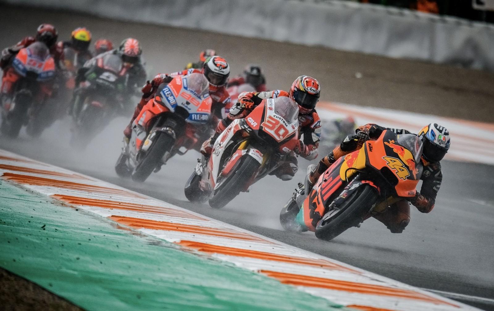 Foto de KTM y el mejor día de su vida en MotoGP (10/10)