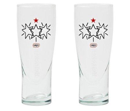 Vasos de Heineken diseñados por HAZE